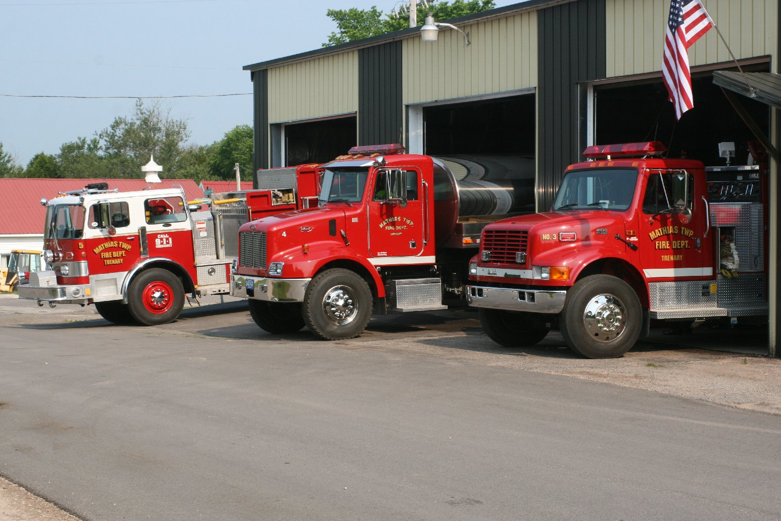 Michigan alger county trenary - The Mathias Township Volunteer Fire Department Is A Small Highly Trained Fire Department Originally Created In 1947 And Has A Current Roster Of 19 Members